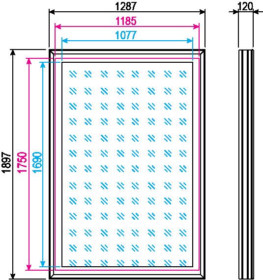 TAS10_rozmery
